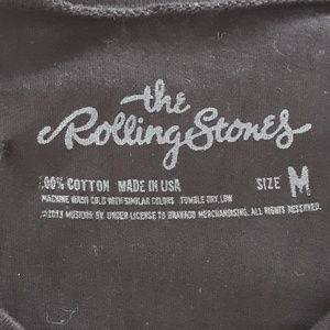 The Rolling stones Tops - The Rolling stones t-shirt size M